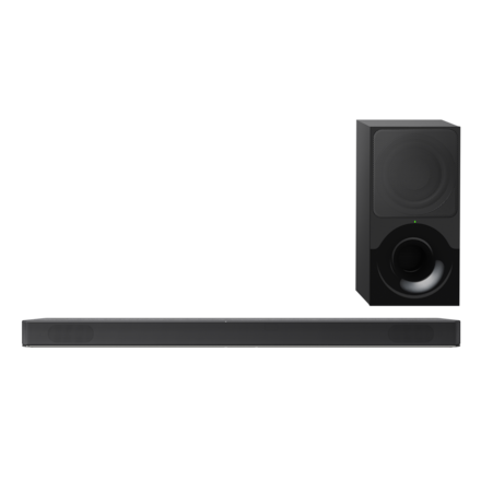 Picture of 2.1ch Dolby Atmos® / DTS:X™ Soundbar with Bluetooth® technology | HT-XF9000