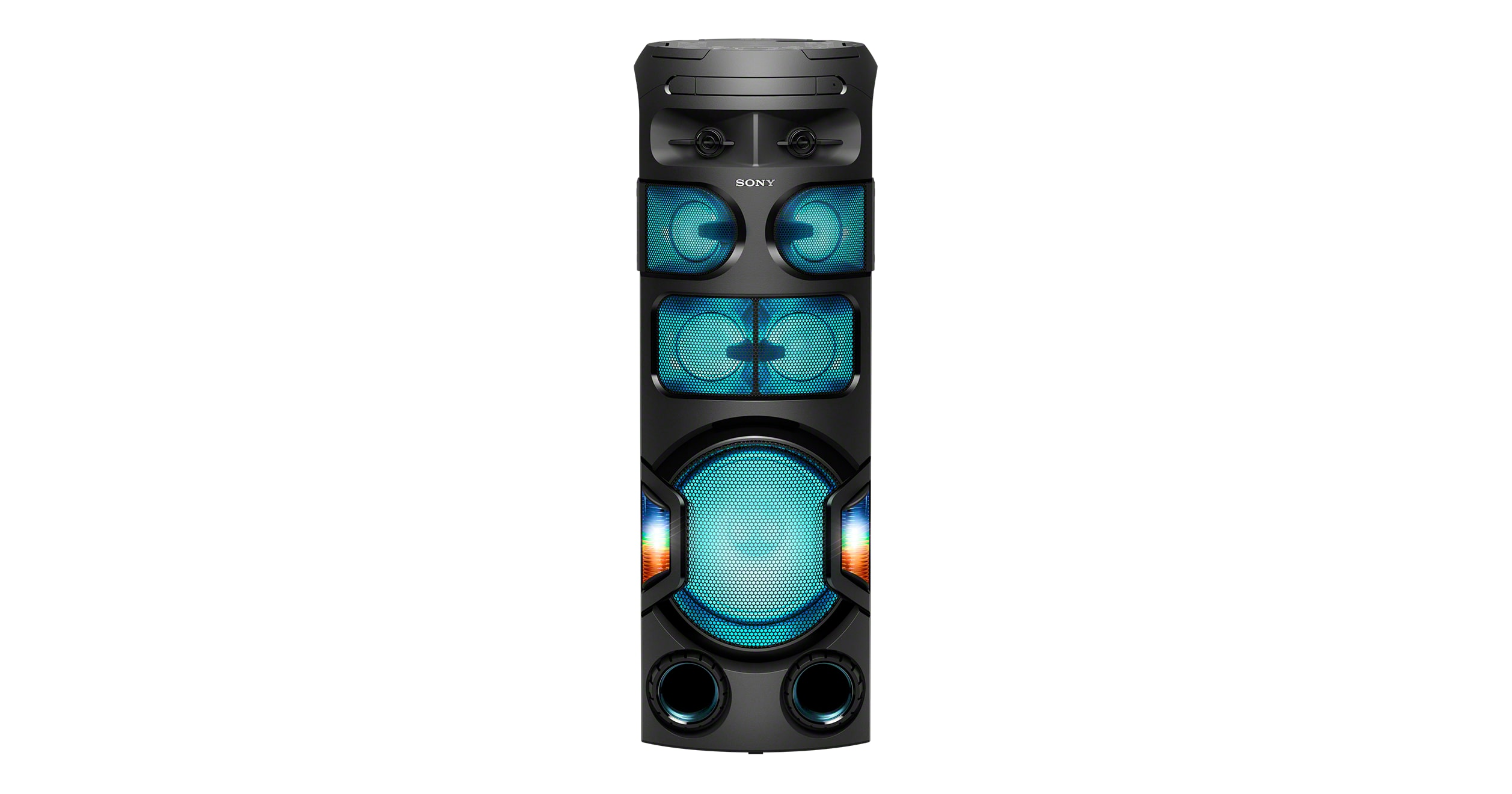 Sony V82D High Power Audio System with BLUETOOTH® Technology