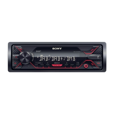 Picture of DAB Radio Media Receiver with USB