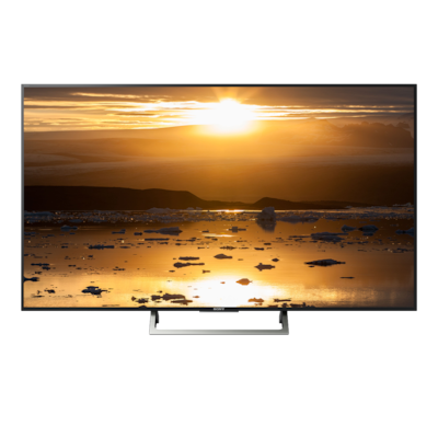 Picture of XE85 4K HDR TV with TRILUMINOS Display
