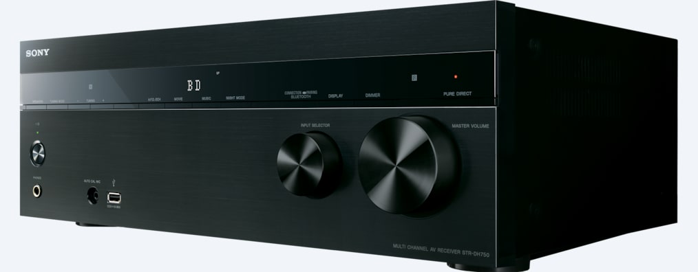 Images of 7.2ch Home Theatre AV Receiver | STR-DH750