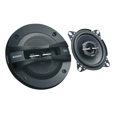 "Picture of 10cm (3.9"") 3-Way Coaxial Speakers"