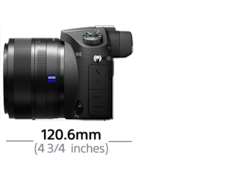 Picture of RX10 Camera with 24–200mm F2.8 Lens