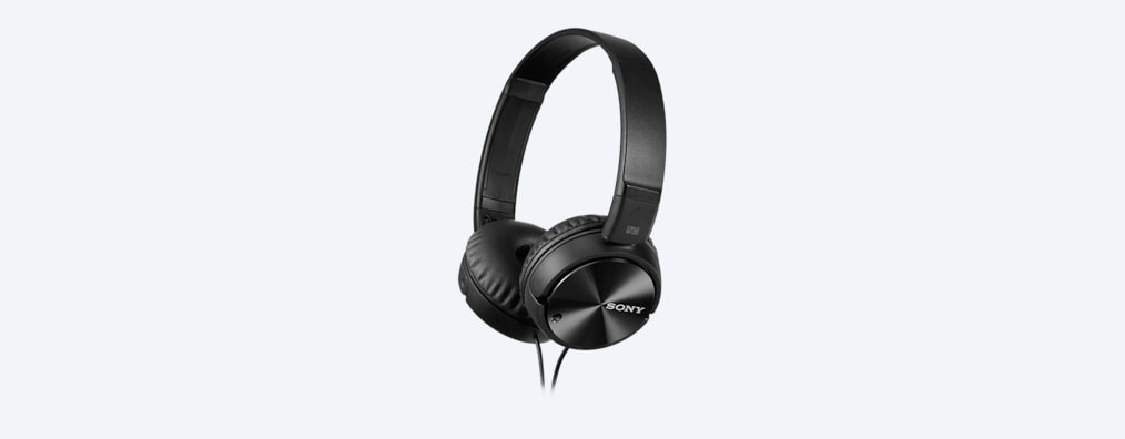 Images of MDR-ZX110NA Noise Cancelling Headphones