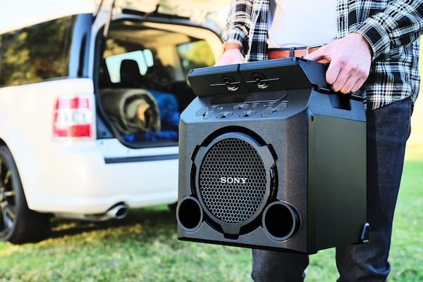 GTK-PG10 being carried
