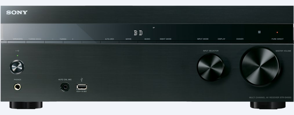 Images of 5.2ch Home Theatre AV Receiver | STR-DH550