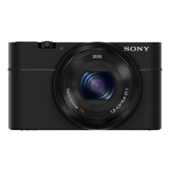Picture of RX100 Advanced Camera with 1.0-type Sensor