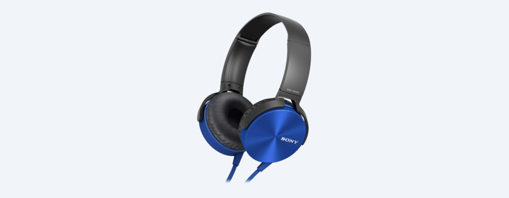 Images of MDR-XB450AP EXTRA BASS™ Headphones