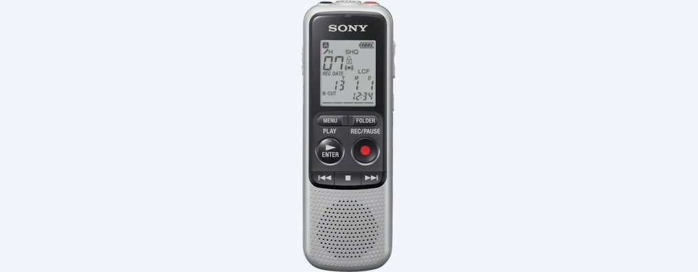 Images of BX140 Mono Digital Voice Recorder BX Series