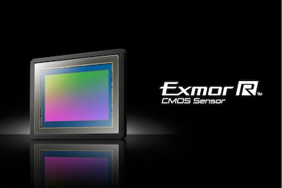 New Exmor R™ CMOS sensor for 4K