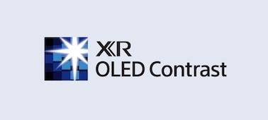 XR OLED Contrast logo