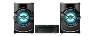 Images of High Power Home Audio System with BLUETOOTH® technology