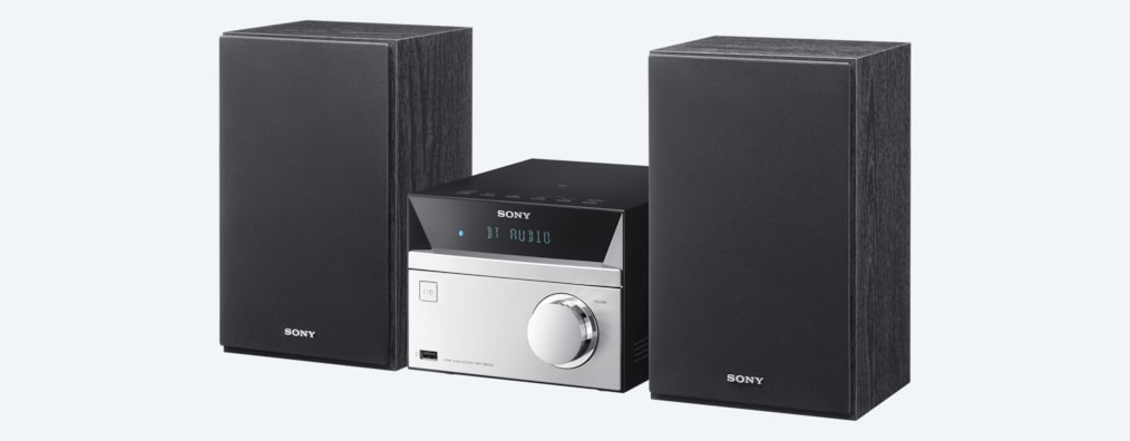 Images of Hi-Fi System with BLUETOOTH® technology
