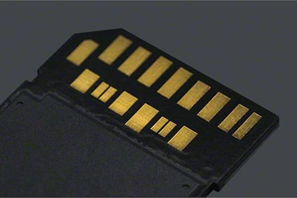 Thiết kế thẻ SD không xương đầu tiên trên thế giới