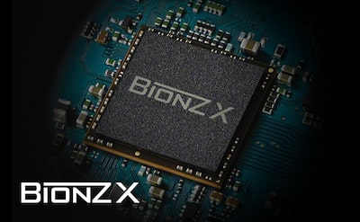 BIONZ X image processing engine
