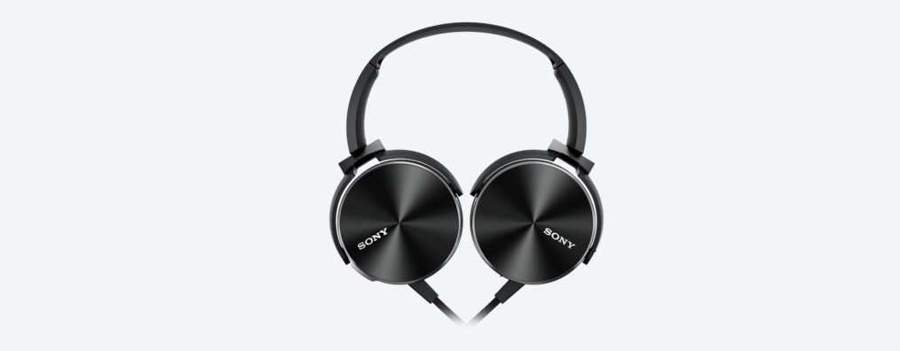 Images of MDR-XB450BV EXTRA BASS™ Headphones