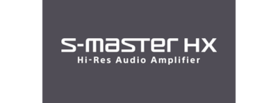 Ultimate audio clarity from S-Master HX digital amplifier