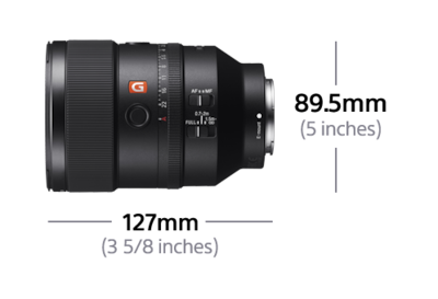 Picture of FE 135mm F1.8 GM