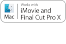 iMovie and Final Cut Pro X