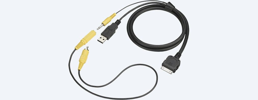 Images of RC-202IPV USB/Video Connector for iPod/iPhone