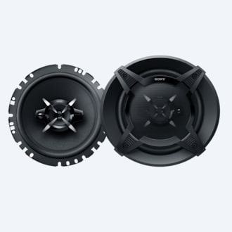 "Picture of 17cm (6.7"") 3-Way Mega Bass Coaxial Speakers"
