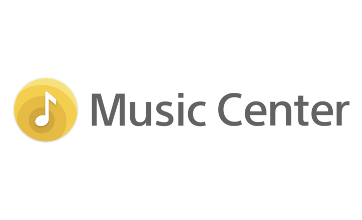 Sony | Music Center logo