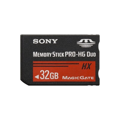 Picture of Memory Stick Pro Duo Memory Card