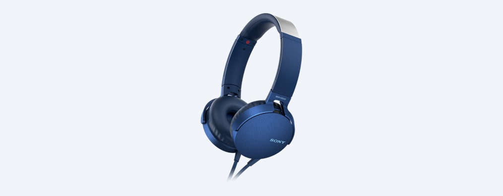 Images of MDR-XB550AP EXTRA BASS™ Headphones