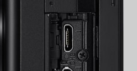 Image of Power supply via USB