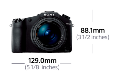 Picture of RX10 II with 24–200m F2.8 Lens