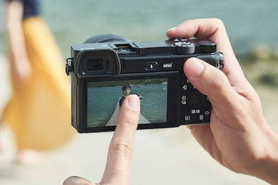 Image of Touch tracking for movies