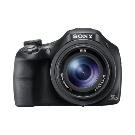 Picture of HX400V Compact Camera with 50x Optical Zoom