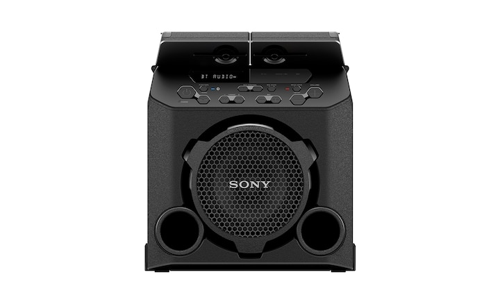 GTK-PG10 with top panels closed