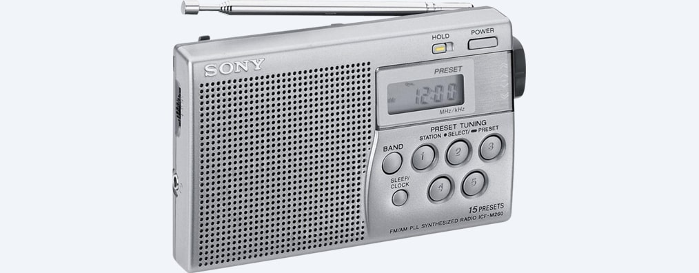 Images of Portable Digital Radio