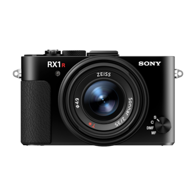Picture of RX1R II Professional Compact Camera with 35mm Sensor