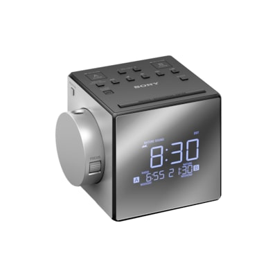 Picture of Clock Radio with Time Projector