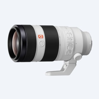 Picture of FE 100-400mm G Master super-telephoto zoom lens