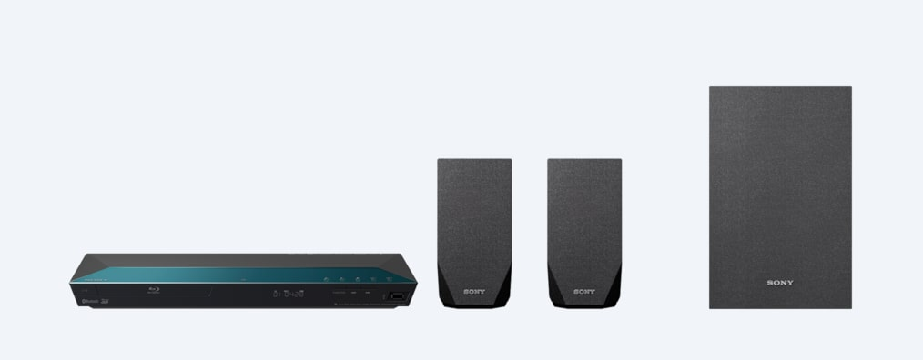 Images of Blu-ray Home Cinema System