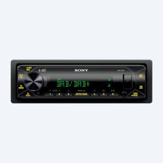 Picture of DAB Media Receiver with Bluetooth® Technology