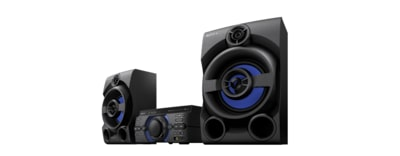 Images of M20D High Power Audio System with DVD