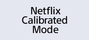 Netflix Calibrated Mode logo
