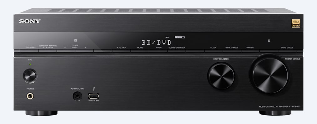 Images of 7.2ch Home Theatre AV Receiver | STR-DN860
