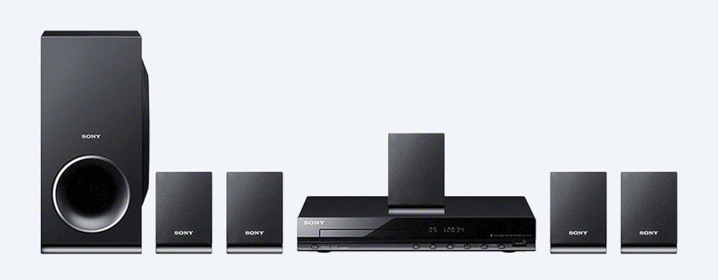 Images of DVD Home Cinema System